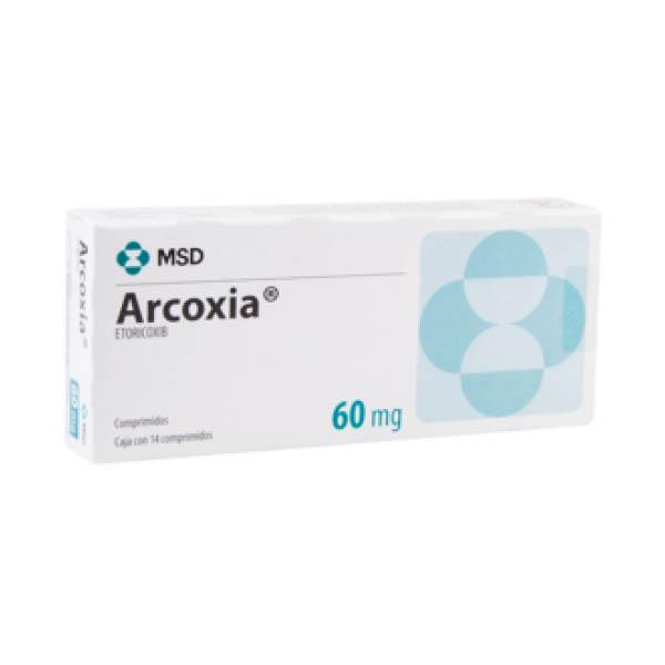 Arcoxia 60 Mg